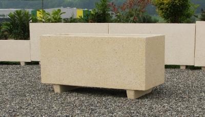 pot de fleur pour l 39 ext rieur le mobilier b ton. Black Bedroom Furniture Sets. Home Design Ideas